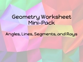 Geometry Riddle WS Mini-Pack