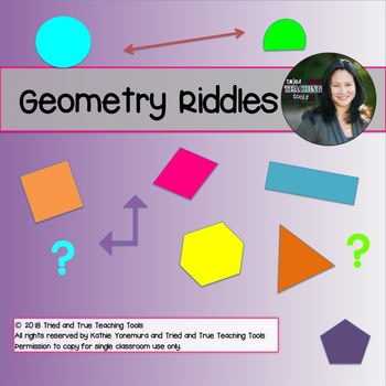 Geometry Riddles