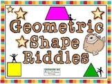 Geometry Riddles PowerPoint
