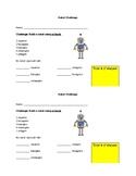Geometry Robot Challenge