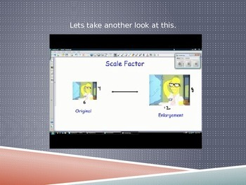 Geometry Scale Factor