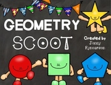 Geometry SCOOT Game! 32 Different Cards!