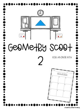 Geometry + SHAPES Scoot 2 {FREEIBIE}