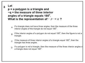Geometry SMARTBOARD Quiz