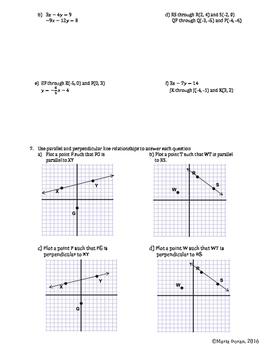 Geometry SOL Study Guide Standard G.3a,b