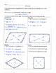 Geometry SOL Study Guide Standard G.9