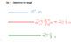 Geometry SS 1.2 - Linear Measure