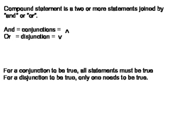 Geometry SS 2.2 - Logic