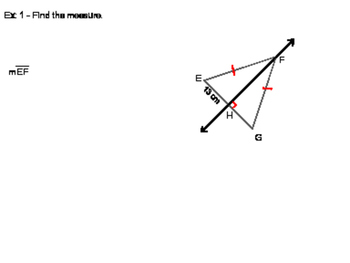 Geometry SS 5.1 - Bisectors of Triangles