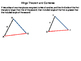 Geometry SS 5.6 - Inequalities in Two Triangles