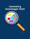Geometry QR Scavenger Hunt