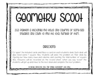 Geometry Scoot