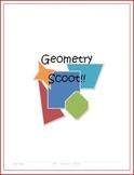 Geometry Scoot - Plane Figures