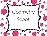 Geometry Scoot- Task Cards