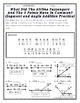 Segment and Angle Addition Postulates Riddle Worksheet