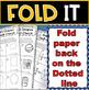 Geometry Self Check Fold Its