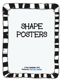 Geometry:  Shape Posters