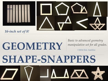 Geometry Shape Snappers Manual