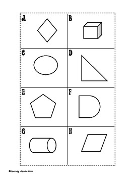 Geometry Shape Sorts (Polygon, Quadrilateral, 2D and 3D, Open/Closed Shapes)