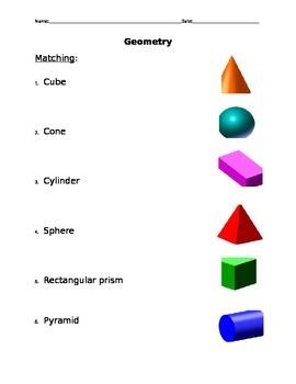 Geometry: Shapes