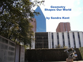 Geometry Shapes Our World
