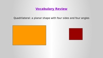 Geometry Shapes and Polygons Review 2.G.1