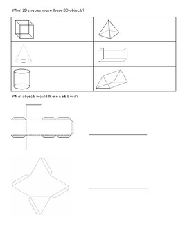 Geometry Show What You Know
