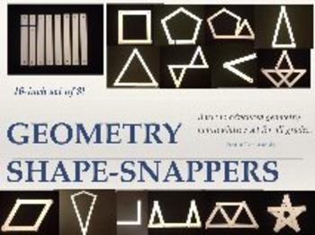 Geometry Shape Snappers