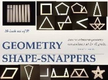 Geometry Shape Snappers