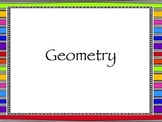 2.G.A.1 Geometry- Sides, Angles and Types of Shapes