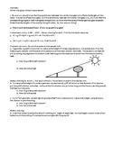 Geometry -- Similar triangles, Indirect Measurement