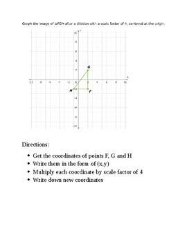 Geometry - Similarity Review