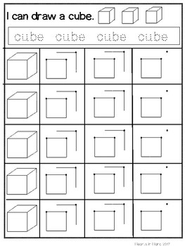 Geometry Sketchbooks for Primary