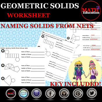 Solids - Naming Solids from Nets