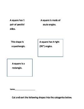 Geometry Sort 2 pack