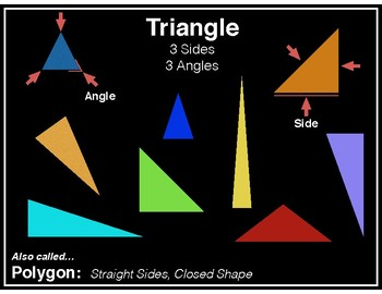 Geometry - Sort and Identify Geometric Shapes (pdf)
