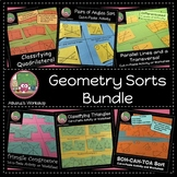 Geometry Sorts Bundle
