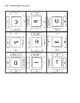Geometry Special Quadrilaterals Puzzle Match Up
