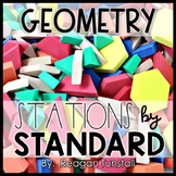 Geometry Stations Second Grade