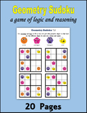 Geometry Sudoku (Logic and Reasoning)