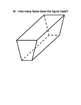 Geometry Surface Area and Volume Practice