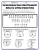 Surface Area and Volume - Spheres and Hemispheres Riddle Worksheet