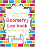 Geometry TEKS Foldable Lap Book