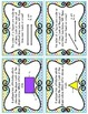 Geometry (Lines, Angles, and Sides) Task Cards