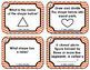 Geometry Task Cards - 3rd grade