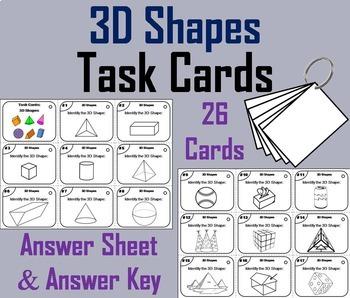 5th 6th 7th 8th Grade Geometry Task Cards Bundle