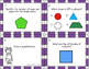 Geometry Task Cards & Exit Tickets {2.G.1}
