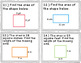 Geometry Task Cards: Lines, Angles, Polygons, Area, Perimeter