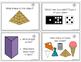 2D 3D Shapes Posters & Geometry Task Cards BUNDLE!