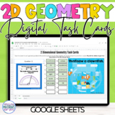 Geometry | 2D | Task Cards and Mystery Picture